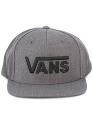 Vans 'Drop V' Cap Grey