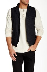 Jeremiah Earnest Melton Vest Black