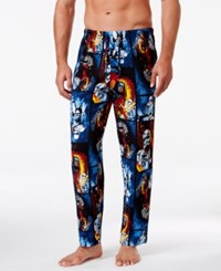Briefly Stated Men's Star Wars Montage Print Lounge Pants By Blue