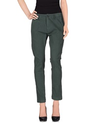 Local Apparel Casual Pants Military Green