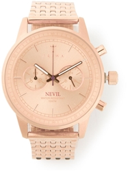 Triwa 'Rose Nevil' Watch Metallic