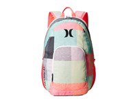 Hurley One Only Backpack Heather Lava Glow Kingsroad Backpack Bags Multi