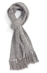 Boss Men's Hugo T Bassetto Cashmere And Wool Scarf