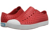 Native Jefferson Torch Red Shell White Shoes Orange