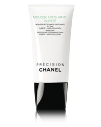 Chanel Mousse Exfoliante Purete Rinse Off Exfoliating Cleansing Foam Purity Anti Pollution 5 Oz.
