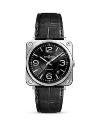 Bell And Ross Br S Officer Black Watch 39Mm