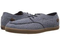 Reef Deck Hand 2 Tx Navy Gum Men's Lace Up Casual Shoes