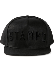 Stampd Logo Embroidered Cap