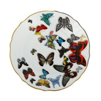 Christian Lacroix Butterfly Parade Bread And Butter Plate