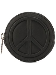 Paul Smith Ps By Peace Embossed Zipped Circular Wallet