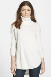 Chelsea 28 Turtleneck Sweater White