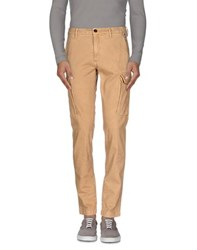 Franklin And Marshall Trousers Casual Trousers Men Sand