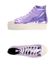 Forfex High Tops And Trainers Lilac