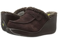 Volatile Marvelous Brown Women's Slip On Shoes