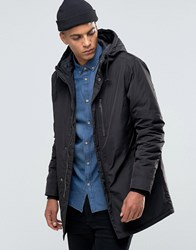 Solid Parka Black