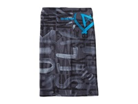 Quiksilver Duty Free Tube The Line Asphalt Scarves Gray