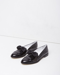 Band Of Outsiders Bowtie Loafer Black