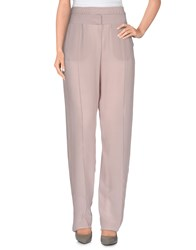 Uniqueness Trousers Casual Trousers Women Lilac