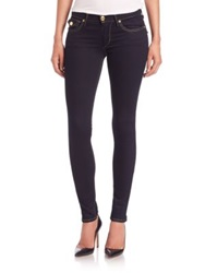 True Religion Casey Low Rise Super Skinny Jeans 25 Rinse