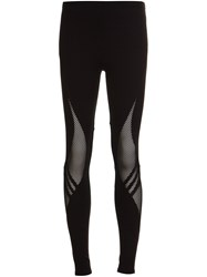Y 3 'Lux Track' Leggings Black