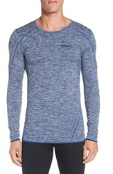 Craft Men's 'Active Comfort' Long Sleeve Layering T Shirt Deep