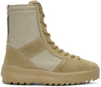 Yeezy Season 3 Taupe Military Boots