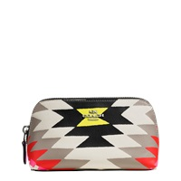 Coach Small Cosmetic Case Printed