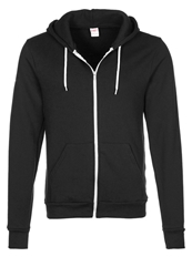 American Apparel Tracksuit Top Black