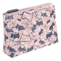 Radley Cherry Blossom Dog Medium Pouch Pink