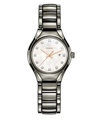 Rado True Diamonds Analog Watch Silver