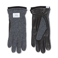Norse Projects Charcoal Grey X Hestra Svante Gloves
