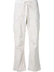 Dosa Slim Fit 'Barney' Trousers White