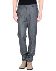 Caruso Trousers Casual Trousers Men Grey