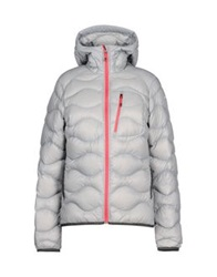 Peak Performance Down Jackets Grey