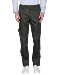 Cheap Monday Trousers Casual Trousers Men Military Green
