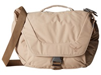 Osprey Flapjill Courier Tan Bags