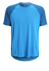 Gap Mapping Sports Shirt Tidal Wave Blue