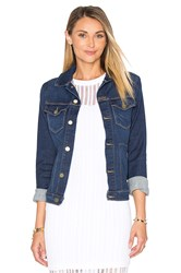 Frame Denim Le Slim Jacket Shore Coast