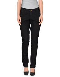 Re Hash Casual Pants Black