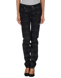 Ermanno Ermanno Scervino Denim Pants Black