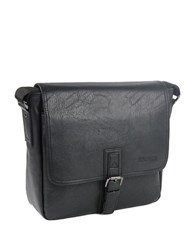 Kenneth Cole Reaction Pu Single Gusset Flapover Tablet Case0125 539655 Black