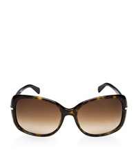 Prada Rectangle Sunglasses Female