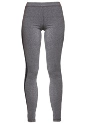 Under Armour Favorite Tights Carbon Heather Grey