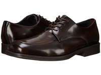 Kenneth Cole Reaction Sim Plicity Brown Men's Lace Up Moc Toe Shoes