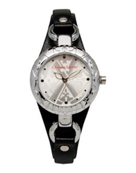 Christian Lacroix Wrist Watches Silver