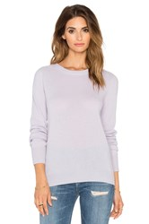 Ag Adriano Goldschmied Rylea Cashmere Sweater Lavender