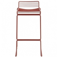 Hee Bar Chair Rust Hay Hee Bar Chair Chairs Furniture Finnish Design Shop