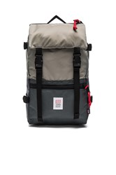 Topo Designs Rover Pack Charcoal