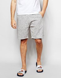 Ellesse Shorts With Taping Grey Slab Marl