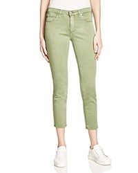 Ag Jeans Ag Prima Crop Jeans In Army Green Army Green Lss